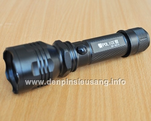 Đèn pin siêu sáng SkyFire SK 9018