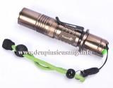 Đèn pin siêu sáng Trustfire mini Y41 với kiểu dáng siêu nhỏ nhưng độ sáng cao 800lm, thiết kế đẹp mắt. Thông số kĩ thuật: – Led: CREE XM-L T6 – Độ sáng: 800 lumen – Chiếu xa: 100m – Kích thướt: 120mm x 22mm x 22mm – Trọng lượng: 110g – 5 chế độ sáng: Hight / Mid / Low / Strobe / SOS – Thân đèn: hợp kim nhôm – Nguồn: 1 pin […]<!-- AddThis Sharing Buttons below -->