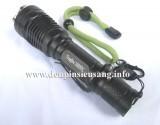 Đèn pin siêu sáng Trustfire 4A23 độ sáng cao 1000lm, thiết kế mới lạ, nhỏ gọn tiện dụng, ánh sáng gom tốt. Thông số kĩ thuật: – Led: CREE XM-L T6 – Độ sáng thực: 800 lumen – Chiếu xa: 150m – Kích thướt: 147mm x 38mm x 25mm – Trọng lượng: 130g – 5 chế độ sáng: Hight / Mid / Low / Strobe / SOS – Thân đèn: hợp kim nhôm – Nguồn: […]<!-- AddThis Sharing Buttons below -->