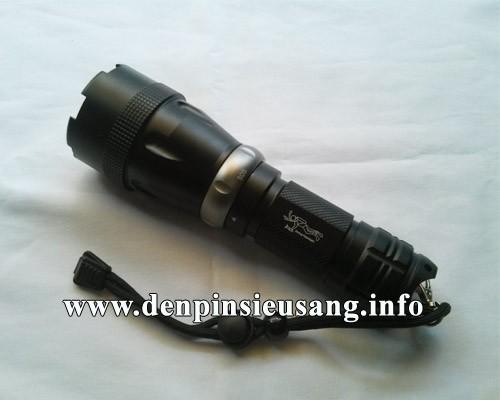 Đèn pin siêu sáng  ultrafire 2a4