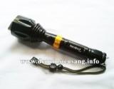Đèn pin siêu sáng HY-8098 công suất 900lm với thiết kế mới lạ, có thể dùng 3pin AAA hoặc 1 hoặc 2 pin sạc 18650 Thông số kỹ thuật: – Led CREE XM-L T6 – Độ sáng 900 lumen – Chiếu xa 300m – Kích thướt: 225m/275mm x 55mm x 32mm – Trọng lượng: 270g – 280g – Màu sắc: đen – Đèn có 5 chế độ sáng: Hight / Mid / Low / Strobe/ […]<!-- AddThis Sharing Buttons below -->