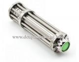 Đèn pin siêu sáng UniqueFire UF-F8 thiết kế cực kỳ độc đáo, thân inox siêu bền, kiểu dáng sang trọng quý phái. Thông số kĩ thuật: – Led: 1 CREE XP-G R5 và 8 led rainbow – Độ sáng thực: 450 lumen – Chiếu xa: 150m – Kích thướt: 122mm x 32mm x 32mm – Trọng lượng: 210g – Màu sắc: trắng bóng – 7 chế độ sáng: Hight / Mid / Low / Strobe […]<!-- AddThis Sharing Buttons below -->