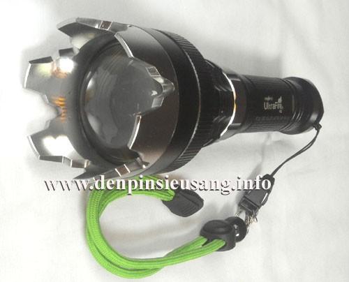 Đèn pin siêu sáng 2 thấu kính - Ultrafile A2
