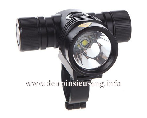 đèn xe đạp FK08 là mẫu đèn cao cấp dành riêng cho xe đạp với độ sáng cao 1000lm, khả năng chống nước tốt, pad sắt chuyên nghiệp Thông số kĩ thuật: – Thương hiệu: Ultrafire – Mã sp: FK08, SD08 – Sử dụng CREE XML-T6, cho độ sáng cực cao – Độ sáng 1000 lumen – Chiếu xa 150m – Kích thước: 70mm x 80mm – Trọng lượng: 156g – Đèn có 5 chế […]<!-- AddThis Sharing Buttons below -->