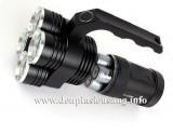 Đèn pin khủng Trustfire 4T6 thiết kế 4 led CREE T6 cho độ sáng cao, kiểu dáng độc đáo với quoay xách tiện lợi Thông số kĩ thuật: – 4 Led CREE XML-T6, cho độ sáng cực cao – Độ sáng thực 2500 lumen – Chiếu xa: 100m – Kích thước: 135mm x 98mm x 65mm – Trọng lượng: 414g – 4 chế độ sáng: Hight / Mid / Low / Strobe. – Vỏ hợp […]<!-- AddThis Sharing Buttons below -->
