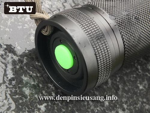 Đèn pin siêu khủng BTU 3000Lm chiếu xa 500m