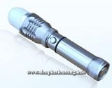 Đèn pin siêu sáng SY 901 là mẫu đèn tiện lợi, có chóa tản sáng dùng khi cúp điện, chuôi đèn với nam châm siêu hít. Thông số kĩ thuật: – Led Samsung, cho độ sáng ổn định – Độ sáng 400 lumen – Chiếu xa: 200m – Kích thướt: 41mm x 155mm x 30mm – Trọng lượng:200g – 3 chế độ sáng: Hight / Mid / Strobe. – Vỏ hợp kim nhôm siêu bền, […]<!-- AddThis Sharing Buttons below -->