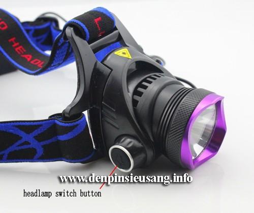 Đèn đeo trán XM-L2 T6