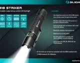 Đèn pin siêu sángOlight M18Strikerlà mộtphiên bản tự vệcủa đèn pin siêu sángOlightM18 Maverick. Với mộtvòng thép5 cạnh sắc bén vàphương pháp sử dụng đơn giản,Đèn pin siêu sángOlightM18Strikertrở thành mộtđèn pin tự vệđúng nghĩa.Nhấn công tắc nguồn đèn lập tức cho ra công suất 800Lumensgiúp bạn ngăn chặn bất kỳ kẻ tấn côngnào. Đèn pin siêu sángOlight M18Striker có vòng thép không gỉkết hợp vớiđộ sáng cao sẽ rất hiệu quả để giúp bạn […]<!-- AddThis Sharing Buttons below -->