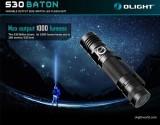 Đèn pinOlight S30 là cây đèn anh cả trong dòng EDC của Olight, vẫn nhỏ gọn nhưng gia tăng thêm 1 mức sáng Turbo 1000Lumens thích hợp cho dã ngoại. Đèn pin Olight S30 Baton vẫn duy trì nam châm đuôi cho phép hít dính đèn lên các vật dụng bằng sắt để thao tác rảnh tay, kèm theo là clip cài thép cứng và dày hơn các phiên bản S20,S10… Thông số kĩ thuật: […]<!-- AddThis Sharing Buttons below -->