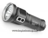 Đèn pin siêu sáng JetBeam DDR30 là mẫu thiết kế siêu khủng với thân đèn dày, phiên bản mới sử dụng 3 Led XM L2 U2 cho độ sáng ấn tượng lên tới 3300Lm, khả năng chiếu xa 600m. Đèn pin siêu sáng JetBeam DDR30 được trang bị màn hình hiển thị kỹ thuật số tiên tiến, hiển thị chế độ sáng, dung lượng pin giúp người dùng dễ dàng sử dụng. Thông số kĩ […]<!-- AddThis Sharing Buttons below -->