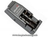 Sạc đôi Ultrafire WF-139đa năng cho phép sạc nhiều loại pin như: 14500, 17500, 16340, 18500, 17670, 18650… vô cùng tiện lợi. – Thương hiệu: Ultrafire – Mã hàng: WF-139 – Input 1: 100-240V 50-60Hz – Input 2: 12v = 400mA – Output: 4.2V = 1A – Đèn led báo hiệu pin đầy – Tự động ngắt khi đầy Giá 250,000 vnđ<!-- AddThis Sharing Buttons below -->
