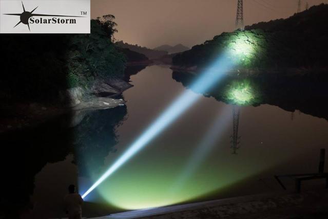 Đèn pin Solarstorm SP02