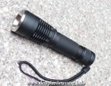 Đèn pin chiếu siêu sáng TX3 với thiết kế độc đáo, đầy ấn tượng, siêu nhỏ gọn, thân đèn bằng hợp kim nhôm siêu dày chống nước tốt, sử dụng 1pin 18560 cho độ sáng 900lm. Thông số kĩ thuật: – Mã sản phẩm: TX3 – Led: CREE XM-L2 T6 – Độ sáng: 900 lumen – Chiếu xa: 150m – Kích thước: 130mm x 32mm x 22mm – Trọng lượng: 121g – 3 chế độ […]<!-- AddThis Sharing Buttons below -->