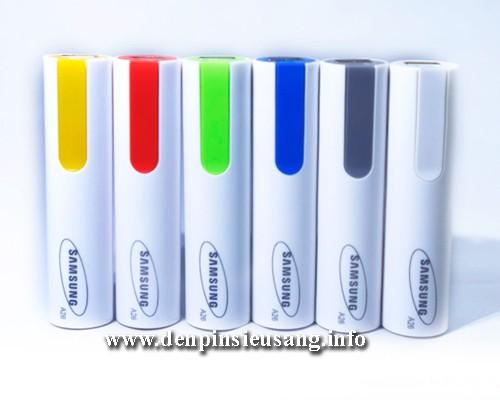 Sạc dự phòng Samsung A26 kiểu dáng mini thon gọn , tiện dụng có thể mang theo bên người mà không cảm thấy bất tiện, có nhiều màu sắc cho bạn lựa chọn. Pin có thể tháo rời và thay thế dễ dàng. Thông số kỹ thuật: – Dung lượng pin: 2600mAh Samsung chính hiệu – 1 ngõ ra USB: USB 5V1A – Sạc được các thiết bị: máy nghe nhạc, điện thoại… – Ngõ […]<!-- AddThis Sharing Buttons below -->