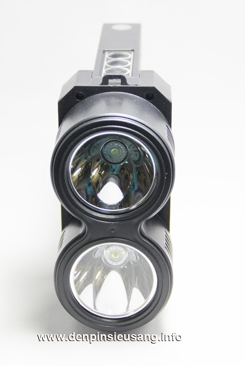 Đèn sạc cầm tay JD-298