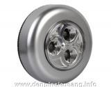 Đèn dán tường mini 3 led nhỏ gọn , tiện lợi có thể dán chiếc đèn này ở bất cứ chỗ bạn muốn như khu vực bếp, tủ kệ, phòng ngủ, phòng khách, trong xe hơi… Thông số kỹ thuật : – Sử dụng 3 led 5mm – Kích thước: Đường kính 7cm. – Chất liệu: nhựa + mặt nhựa trong. – Nhấn vào đèn 1 lần để mở đèn, nhấn thêm 1 lần nữa […]<!-- AddThis Sharing Buttons below -->