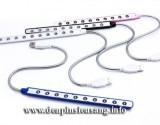 Đèn Usb 10 Led có thể uốn cong, độ sáng ổn định,gọn nhẹ tiện dụng khi sử dụng laptop buổi tối mà không cần bật nhiều đèn ,sử dụng khi cúp điện, đi du lịch, cắm trại … Thông số kỹ thuật: – Độ sáng 150lm – Sử dụng 10 led siêu sáng – Kích thước : 52cm – Trọng Lượng : 57g – Nguồn: 4.2-5.0 DCV – Màu sắc : trắng , hồng , […]<!-- AddThis Sharing Buttons below -->