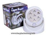 Đèn cảm ứng chuyển động Light Angel sử dụng bật tắt đèn cho cổng, ban công, hành lang, phòng vệ sinh, cầu thang… Dễ dàng gắn vào mọi vị trí. Rất an toàn cho người già và trẻ em. Thông số kỹ thuật: – Sử dụng 7 đèn led – Chất liệu: nhựa – Màu sắc : trắng – Kích thước đèn: 14cm x 13cm x 10cm – Kích thước hộp: 13.5cm x 13.5cm x […]<!-- AddThis Sharing Buttons below -->