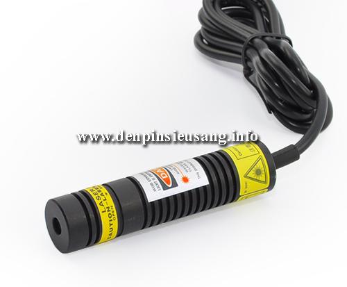Đèn laser + 50mW