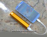 Thông số kỹ thuật: – Led CREE SMD – Độ sáng 300 lumen – Chiếu xa 50m – Kích thước: 118mm x 24mm x 24mm – Trọng lượng: 140g – 3 chế độ sáng: Hight / Mid / Strobe – Vỏ hợp kim nhôm siêu bền, ko rỉ sét, thiết kế kín với các roan cao su, chống nước tốt – Kiểu dáng cực kỳ nhỏ gọn, phong cách độc lạ – 3 chức năng: […]<!-- AddThis Sharing Buttons below -->