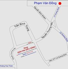 Đèn Pin Siêu Sáng - 47A1 Nguyễn Thượng Hiền P.5 Q.Bình Thạnh