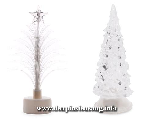 Đèn cây thông Noel mini