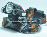 Thông số kỹ thuật : – Sử dụng 1 led Cree XML-T6 , 2 led Cree Q5 – Độ sáng: 800 – 1200lm – Chiếu xa : 200m – 3 chế độ sáng – Chất liệu : Hơp kim nhôm và nhựa – Thiết kế kín , chống nước tốt – Nguồn : 1 hoặc 2 pin sạc 18650 3.7V – Bộ : đèn , 2 pin sạc 18650 , bộ sạc 220V Giá : […]<!-- AddThis Sharing Buttons below -->