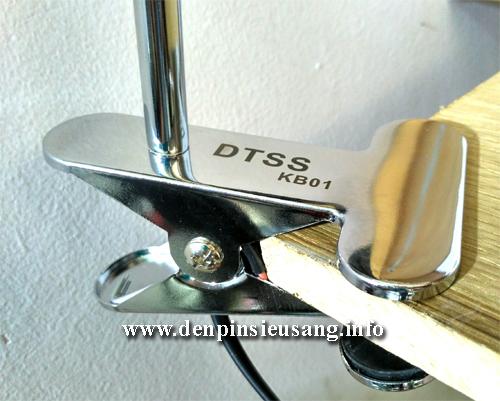 Đèn kẹp bàn DTSS KB01