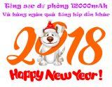 Tặng hàng ngàn phần quà hấp dẫn mừng năm mới 2018
