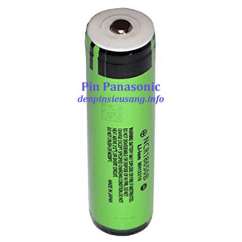 Pin Panasonic 3400mAh Protected
