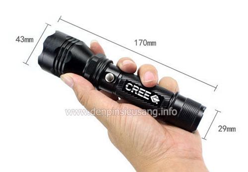 Đèn pin Ultrafire C6