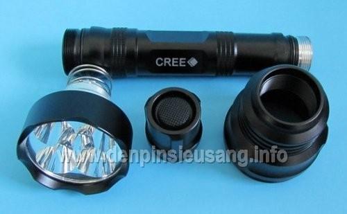 Ultrafire 5Q5 1200lm
