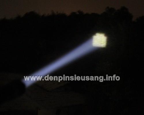 Đèn pin siêu sáng Goread C27