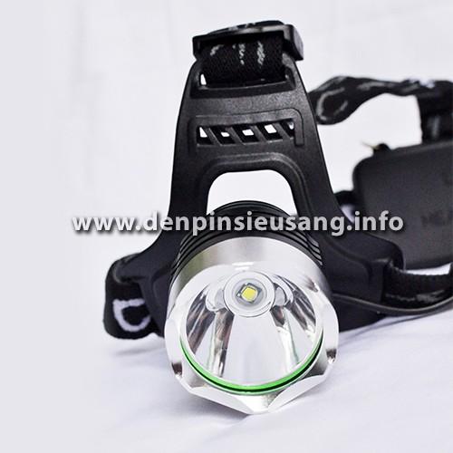 Đèn đeo trán T6 900lm