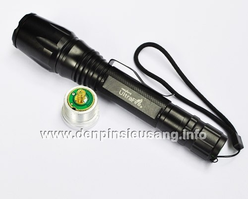 Ultrafire KC31 Zoom 900lm