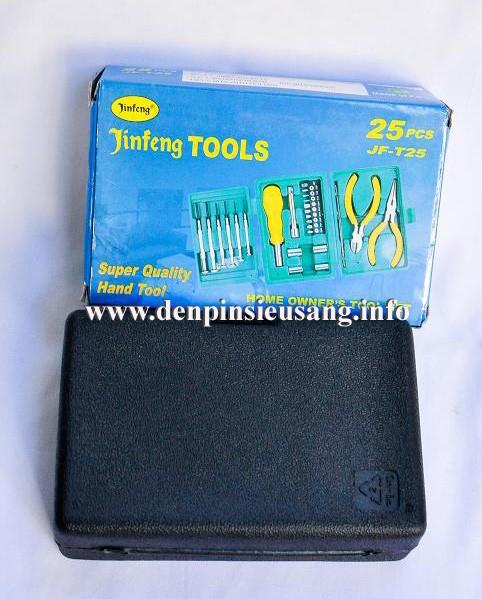 Bộ tool tiện ích Jinfeng JF-T25