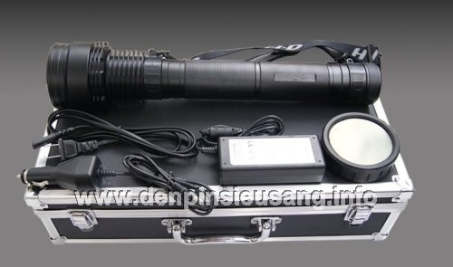 Torch Light HID Xenon 3500lm