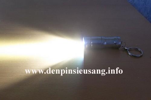 Đèn pin móc khóa siêu sáng Trustfire Mini - 01