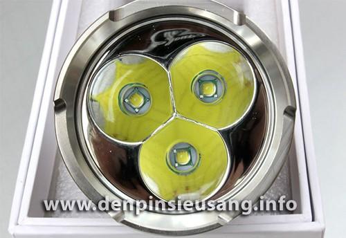 Đèn pin siêu sáng Trustfire Y40 2000lm