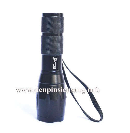 Đèn pin siêu sáng Ultrafire 103c zoom 800lm