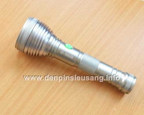 Đèn pin siêu sáng - siêu chiếu xa JD 9668B