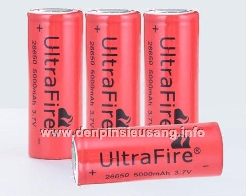 Ultrafire 26650 5000mAh