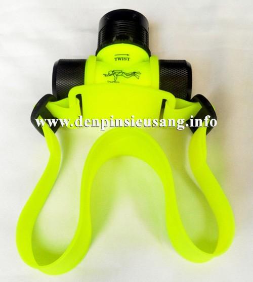 Đèn đội đầu cho thợ lặn