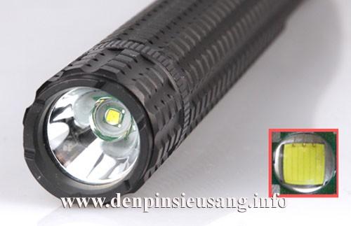 Đèn pin tự vệ X-110 1000lm