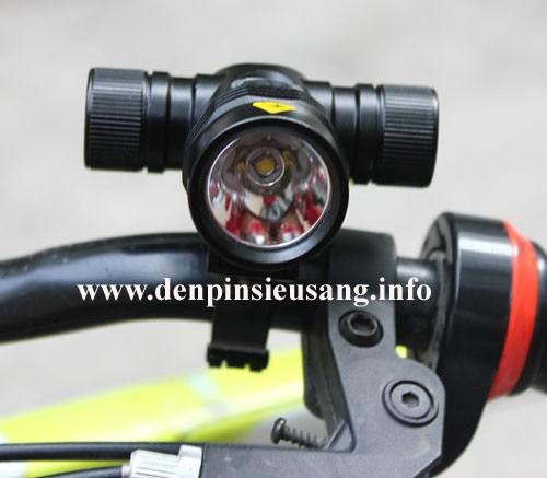 đèn xe đạp cao cấp FK08 1000lm