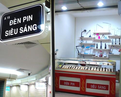 Đèn Pin Siêu Sáng giảm giá 20% mừng khai trương chi nhánh A19 Sài Gòn Mall - Gò Vấp