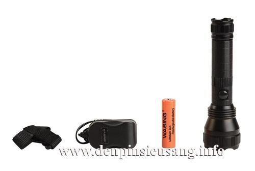 Đèn pin siêu sáng Wasing WFL-H7
