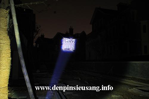 Đèn pin siêu sáng Goread Y37 800lm
