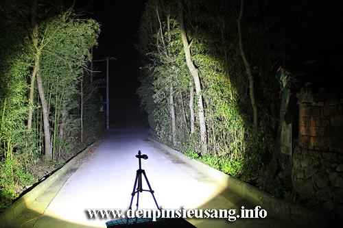 Đèn pin siêu sáng Goread Y66 800lm
